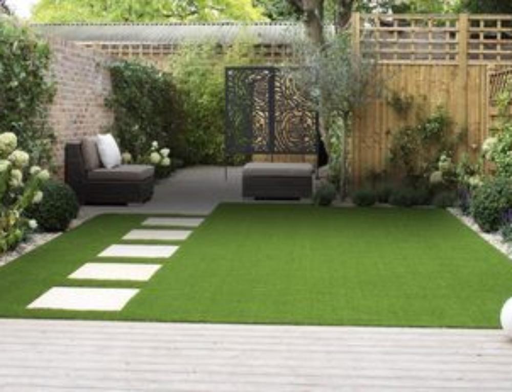 Inteligentny przydomowy ogród