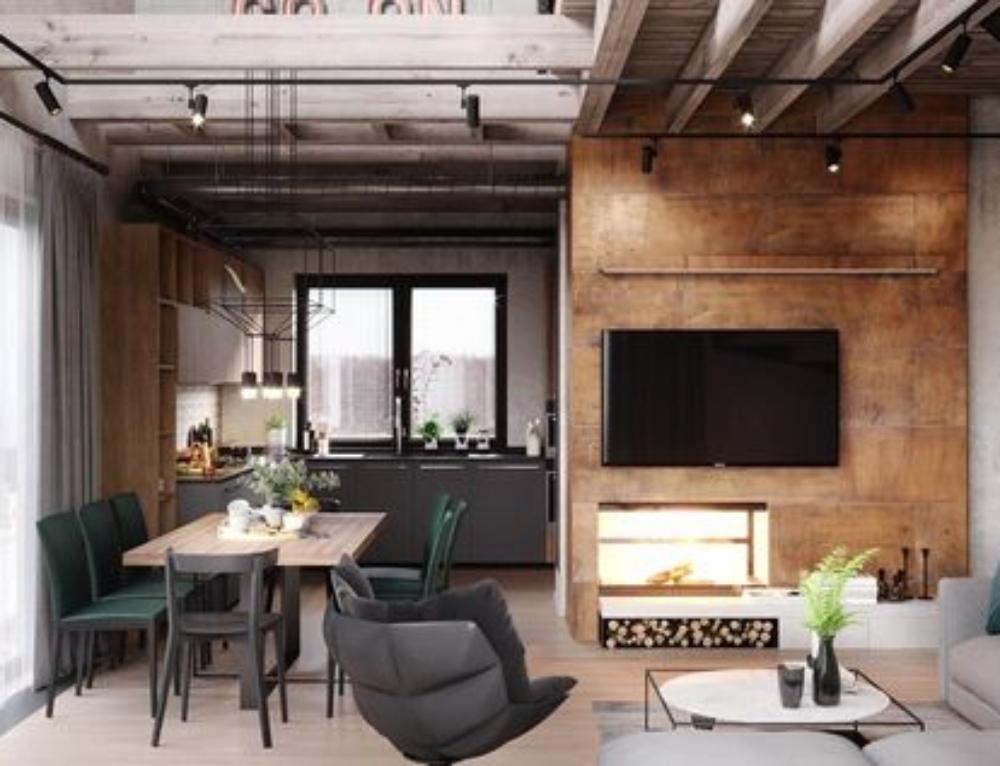 Soft loft – nowy trend wdekoracji wnętrz