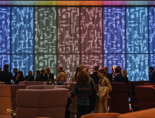 Spotkanie architektów iprojektantów wnętrz z8 europejskich krajów wBerlinie